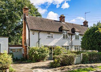 Oakwood Road, London NW11. 3 bed semi-detached house