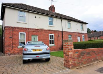 Thumbnail 2 bed semi-detached house for sale in Dunns Dale, Rotherham