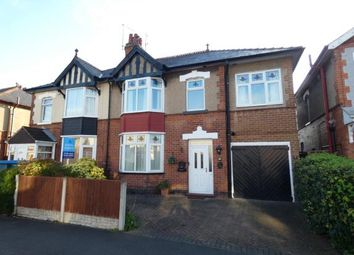 Thumbnail 4 bed semi-detached house for sale in Lindon Drive, Alvaston, Derby, Derbyshire