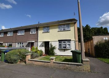 Thumbnail 3 bed end terrace house for sale in Lyndhurst Road, Corringham, Essex