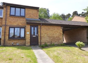 Thumbnail 2 bed property to rent in Westcombe Close, Bracknell