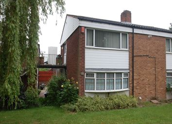 Thumbnail 2 bed maisonette for sale in Farhill Close, West Bromwich