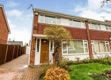 Thumbnail 3 bedroom semi-detached house for sale in Badminton Road, Maidenhead