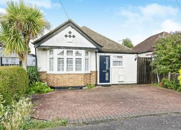 Thumbnail 4 bed bungalow for sale in New Haw, Surrey