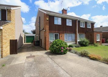 Thumbnail 4 bed semi-detached house to rent in Windrush Avenue, Slough