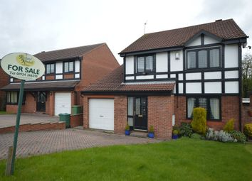 Thumbnail 4 bed detached house to rent in Crown Point Close, Ossett