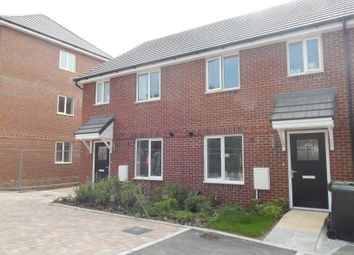 Thumbnail 3 bed semi-detached house to rent in Samphire Close, Didcot