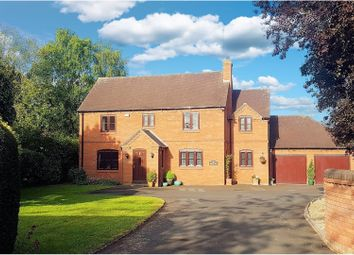 Thumbnail 5 bed detached house for sale in Wyson, Ludlow
