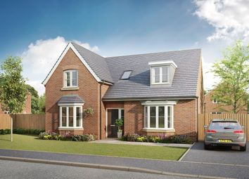 Thumbnail 4 bedroom detached house for sale in The Walk, Withington, Hereford