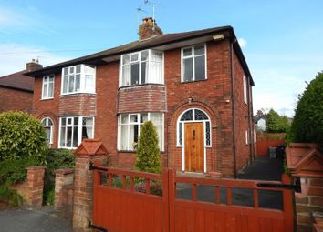 Thumbnail 3 bed semi-detached house for sale in Priory Lane, Penwortham, Preston