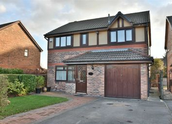 Thumbnail 4 bed detached house for sale in Rosewood, Westhoughton, Bolton