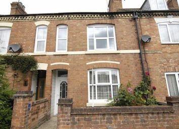 Thumbnail 4 bedroom terraced house to rent in Kings Street, Wellingborough