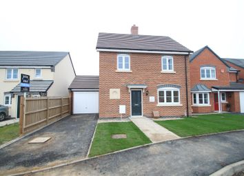 Thumbnail 3 bed detached house for sale in Shapinsay Drive, Hinckley