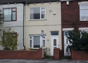 2 bed terraced house to rent in Featherstone Lane, Featherstone, Pontefract WF7
