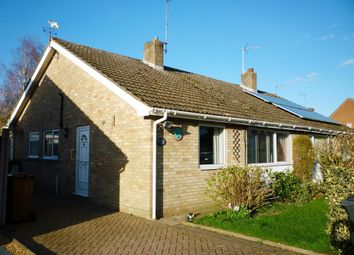 Thumbnail 3 bedroom bungalow to rent in Digby Drive, Fakenham