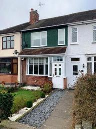 Thumbnail 3 bed terraced house for sale in Anchorway Road, Coventry