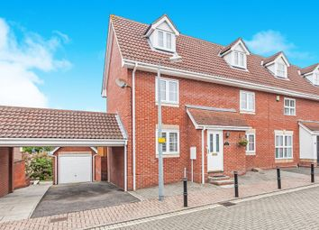 Thumbnail 4 bed semi-detached house for sale in Braithwaite Drive, Colchester