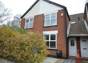 Thumbnail 2 bedroom terraced house for sale in Crome Road, Norwich