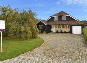 Thumbnail 5 bed detached house for sale in The Drive, Chestfield, Whitstable, Kent