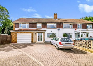 Thumbnail 5 bed semi-detached house for sale in Hermitage Gardens, London
