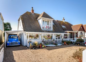 Thumbnail 4 bed detached house for sale in The Parade, Greatstone, New Romney, Kent TN288Rf