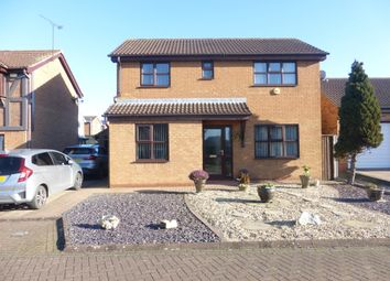 Thumbnail 3 bedroom detached house for sale in The Oval, Bottesford, Scunthorpe