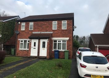 Thumbnail 2 bed semi-detached house for sale in Lapwing Close, Washington