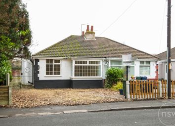 Thumbnail 2 bed semi-detached bungalow for sale in Bescar Brow Lane, Scarisbrick, Ormskirk
