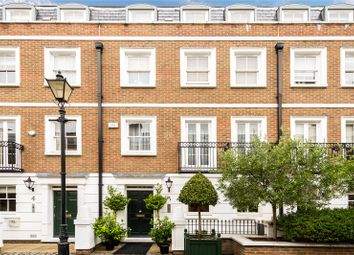 Thumbnail 4 bed terraced house for sale in St. John's Villas, London