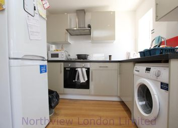 Thumbnail 1 bed detached house to rent in Burghley Road, Turnpike Lane