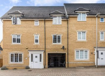 Thumbnail 5 bed town house for sale in Matthau Lane, Oxley Park, Milton Keynes