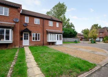 Thumbnail 2 bed terraced house for sale in Burton Drive, Rackheath, Norwich