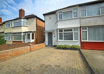Thumbnail 2 bed end terrace house for sale in Tynemouth Drive, Enfield