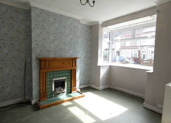 Thumbnail 2 bed terraced house for sale in Fairmont Road, Grimsby