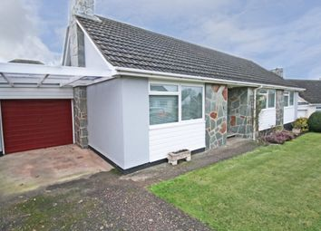 Thumbnail 3 bed detached bungalow to rent in Elm Grove Gardens, Topsham, Exeter