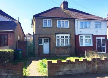Thumbnail 3 bed semi-detached house for sale in Sheepcot Lane, Watford, Hertfordshire