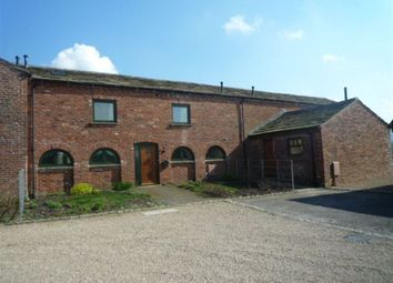 Thumbnail 4 bedroom barn conversion to rent in Church Lane, North Rode, Congleton