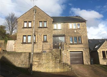 Thumbnail 5 bed detached house for sale in Bankfield Grange, Greetland, Halifax