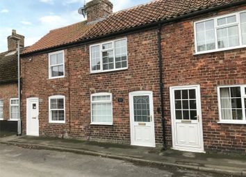 Thumbnail 1 bed terraced house for sale in Kirk Road, Preston, East Yorkshire