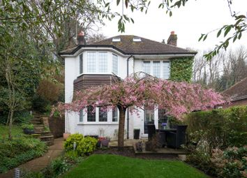 Thumbnail 4 bed detached house for sale in Kings Avenue, Redhill