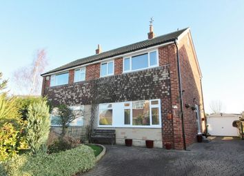 Thumbnail 3 bed semi-detached house for sale in Richmondfield Crescent, Barwick In Elmet, Leeds