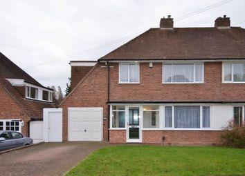 Thumbnail 5 bedroom semi-detached house for sale in Heath Road South, Northfield, Birmingham