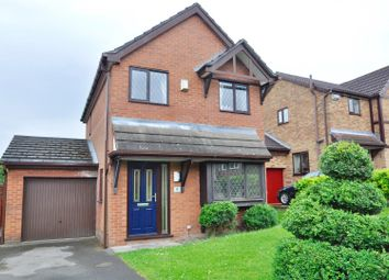 Thumbnail 3 bedroom detached house for sale in Almond Way, Godley, Hyde