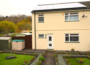 Thumbnail 3 bed semi-detached house for sale in Llwynypia, Tonypandy