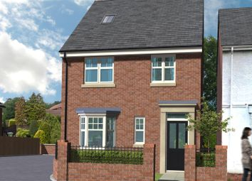 Thumbnail 4 bedroom detached house for sale in Laurel House, The Village Green, Wingate