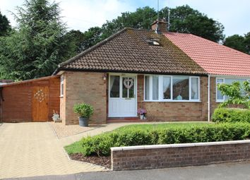 Thumbnail 3 bed semi-detached bungalow for sale in Thornton Crescent, Wendover, Aylesbury