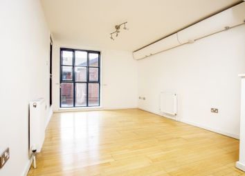 Thumbnail 2 bed flat for sale in Bentley Road, Islington