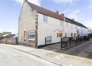 Thumbnail 4 bed end terrace house for sale in Queen Street, Winterton, Scunthorpe, Lincolnshire