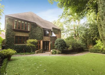 Thumbnail 5 bedroom detached house for sale in Westover Hill, Hampstead, London