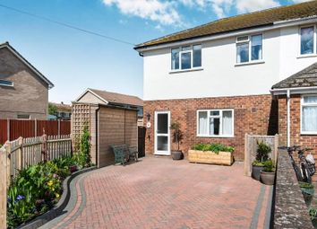 Thumbnail 1 bed flat for sale in Lydd Road, Camber, Rye